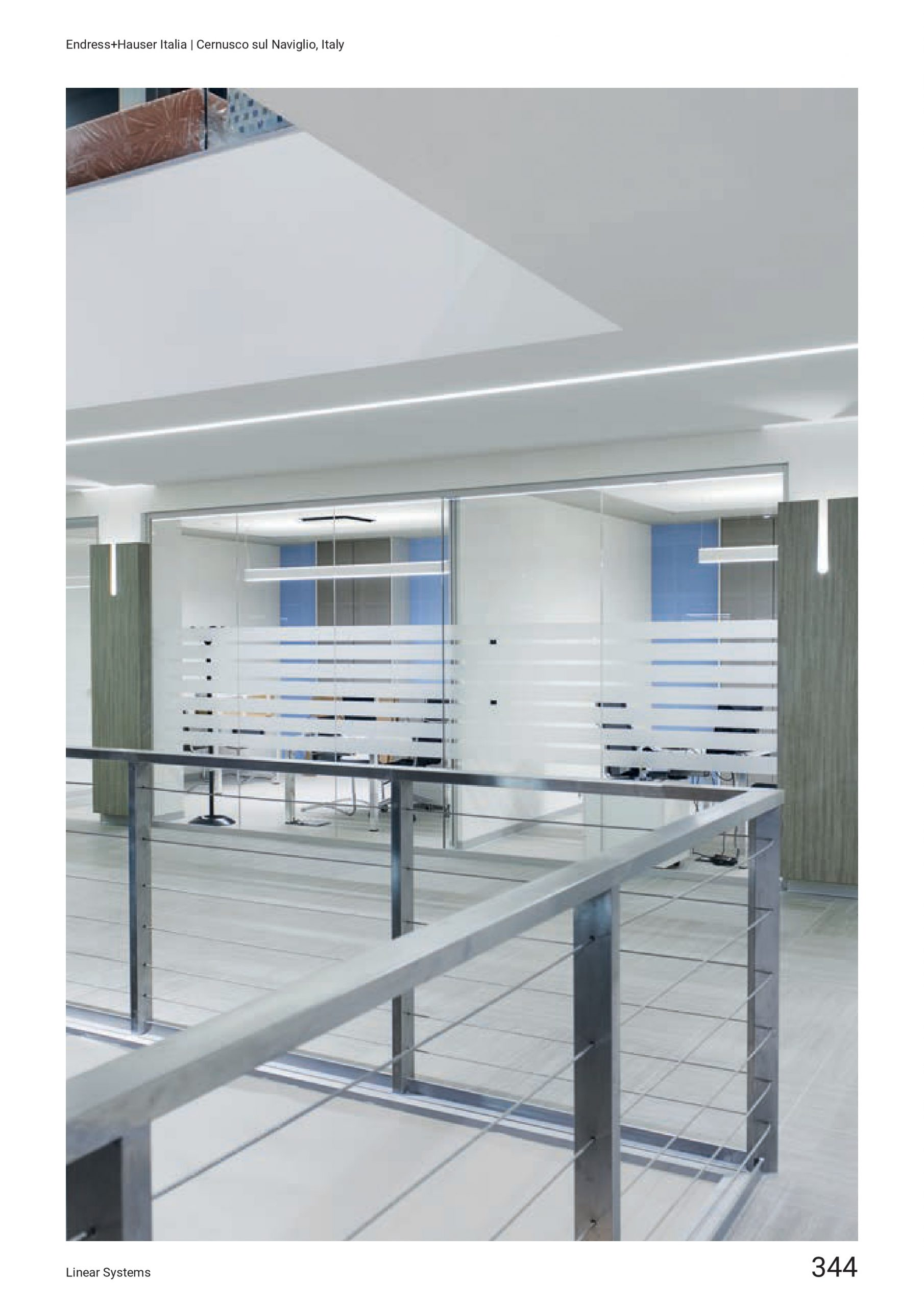 Linea Light – Rollip System
