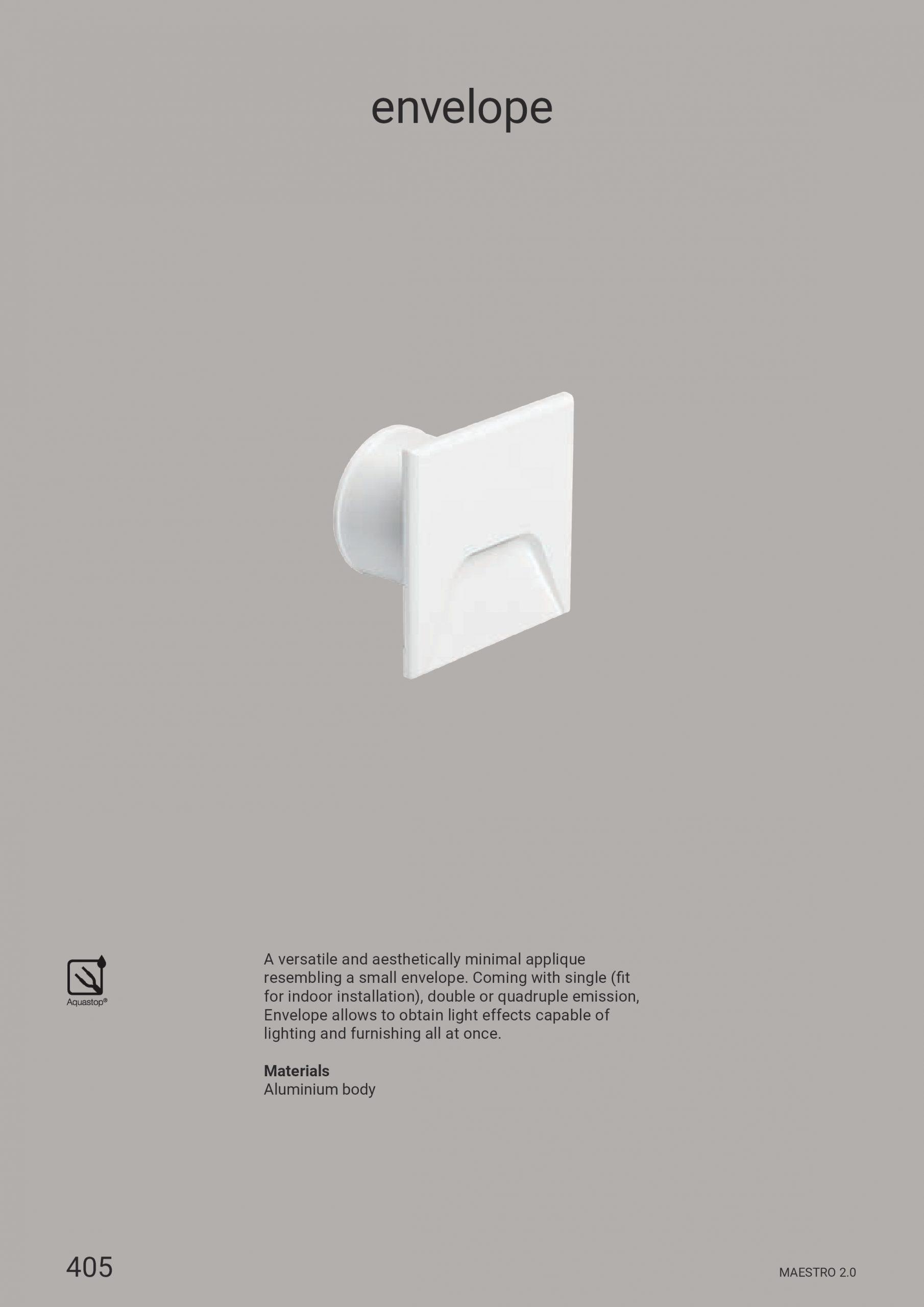 Linea Light – Envelope