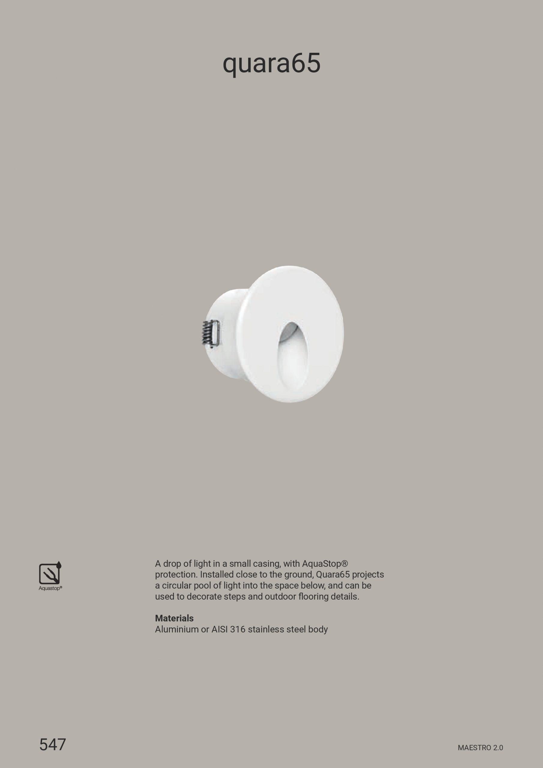 Linea Light – Quara65
