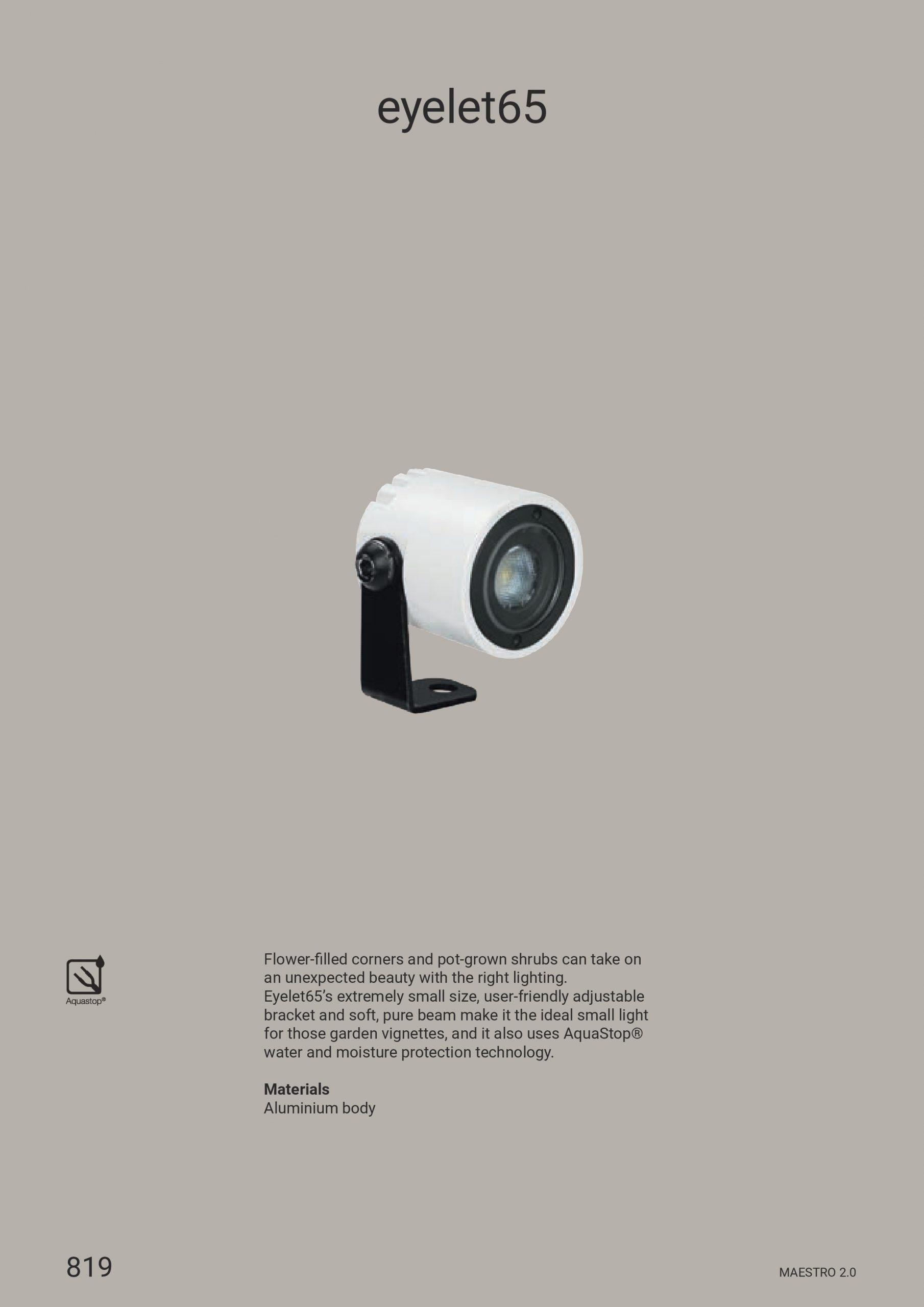 Linea Light – Eyelet65