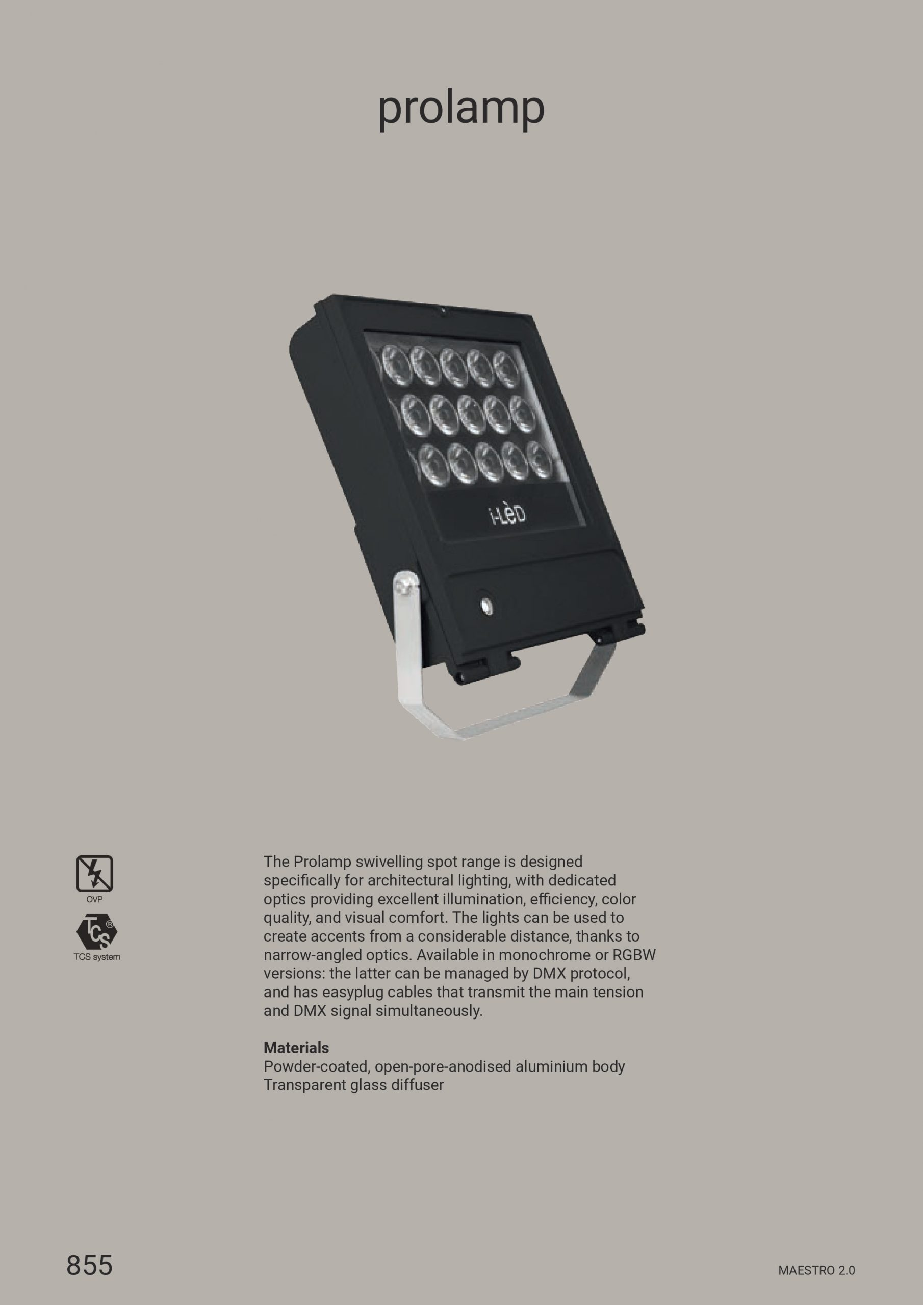 Linea Light – Prolamp