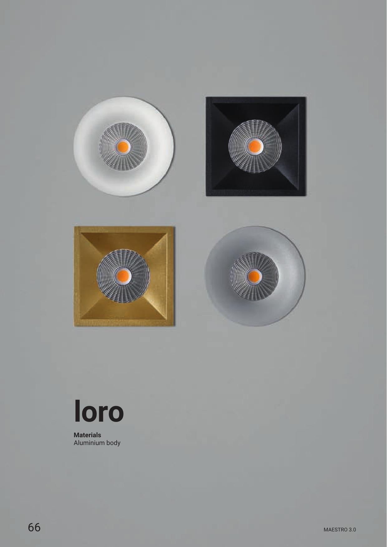 Linea Light – Loro