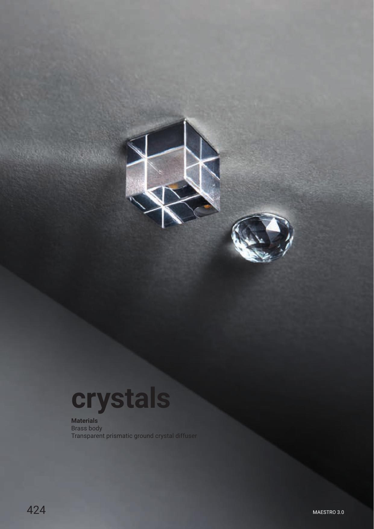 Linea Light – Crystals