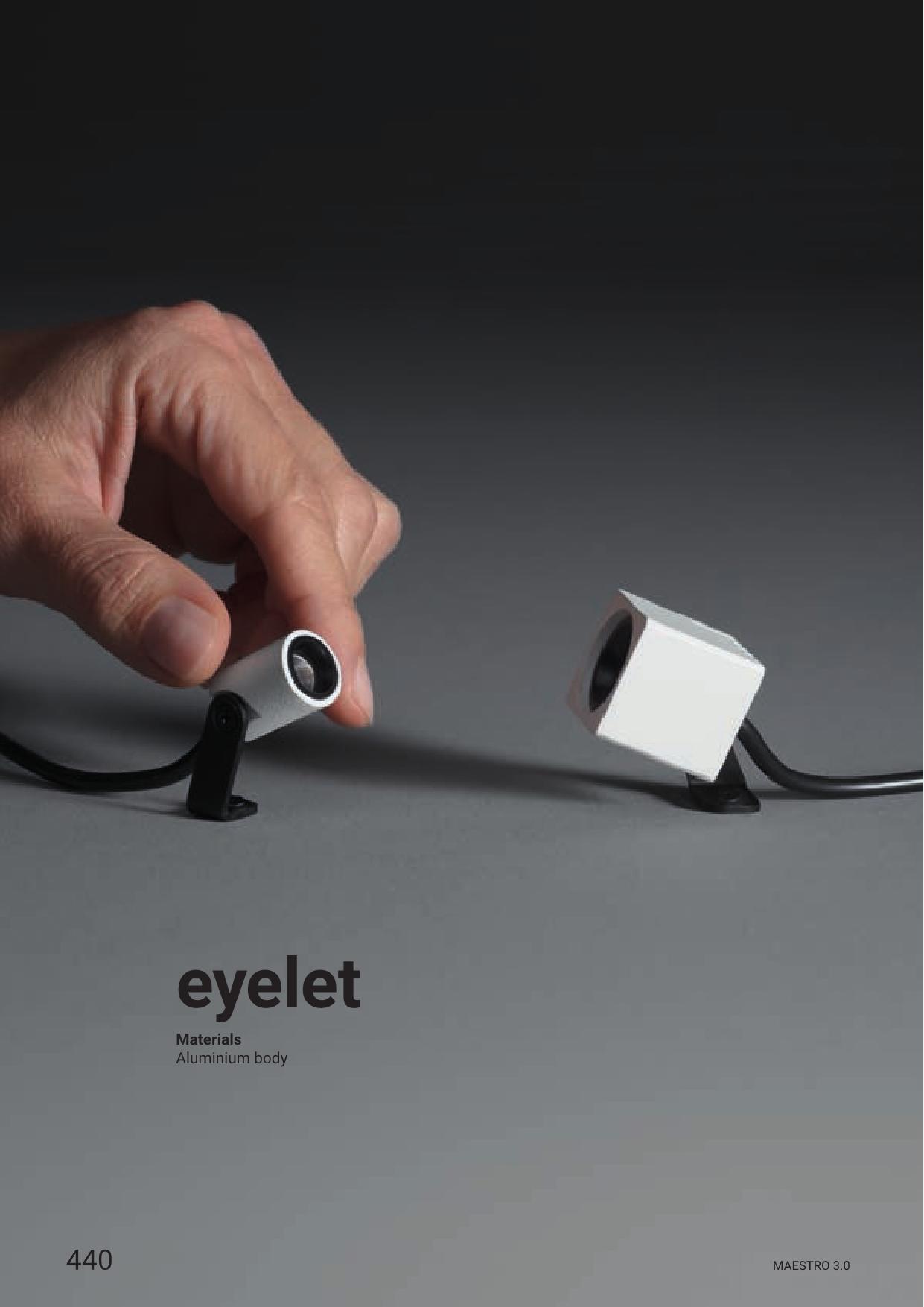 Linea Light – Eyelet