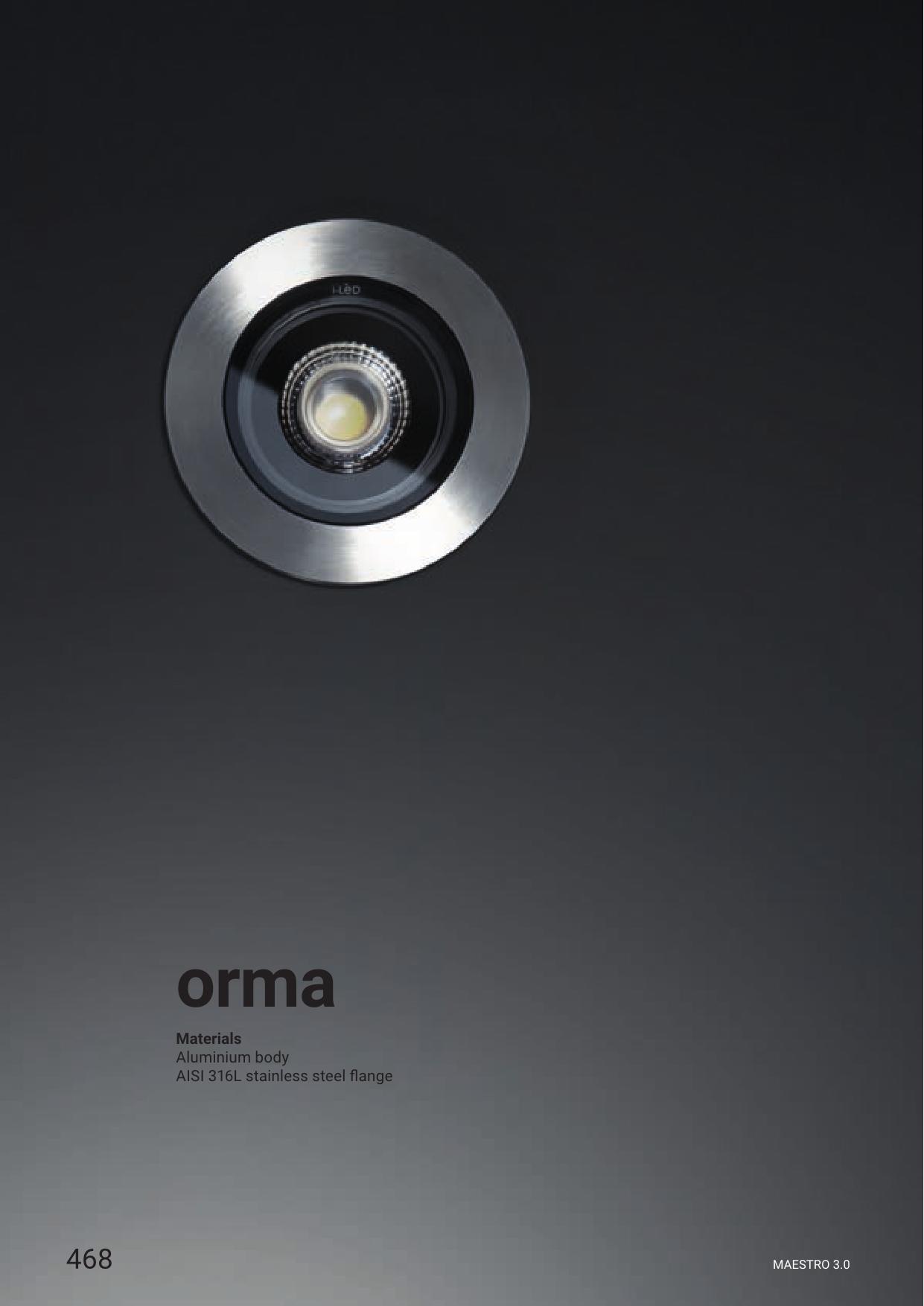 Linea Light – Orma_C