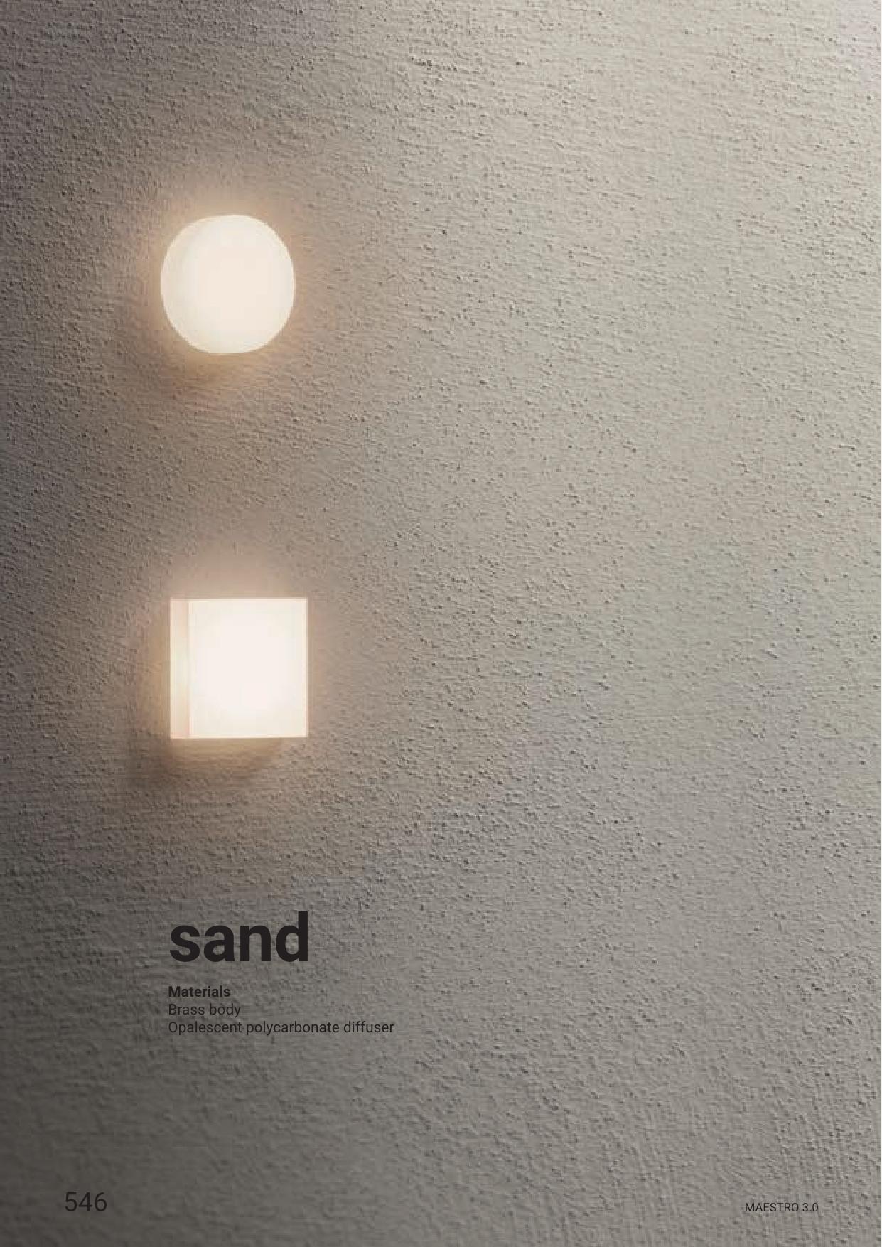 Linea Light – Sand