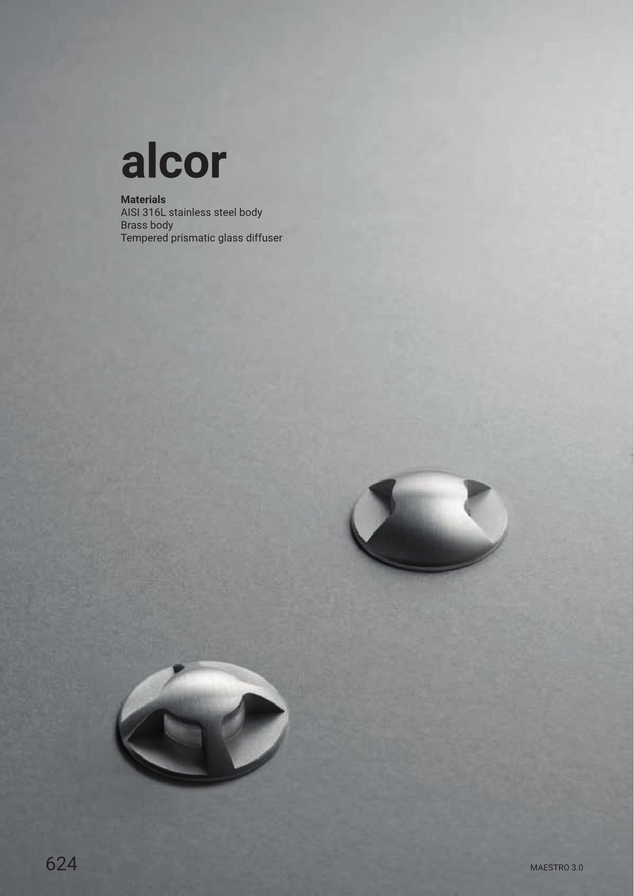 Linea Light – Alcor