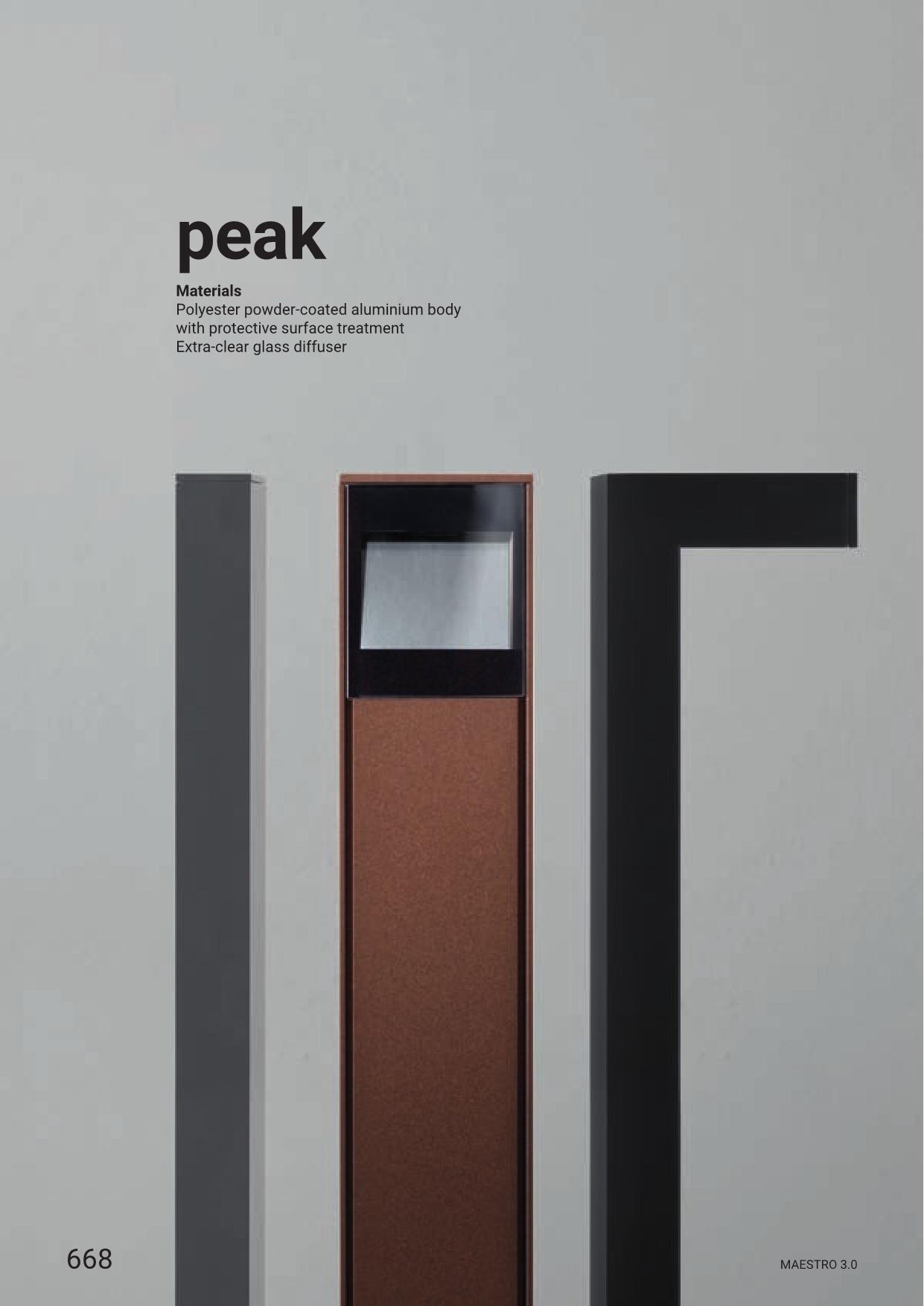 Linea Light – Peak