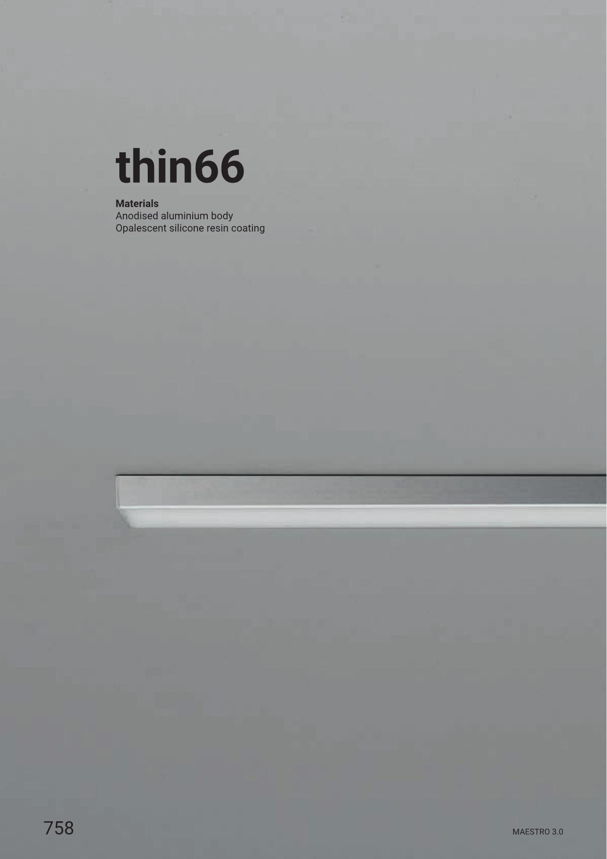 Linea Light – Thin66