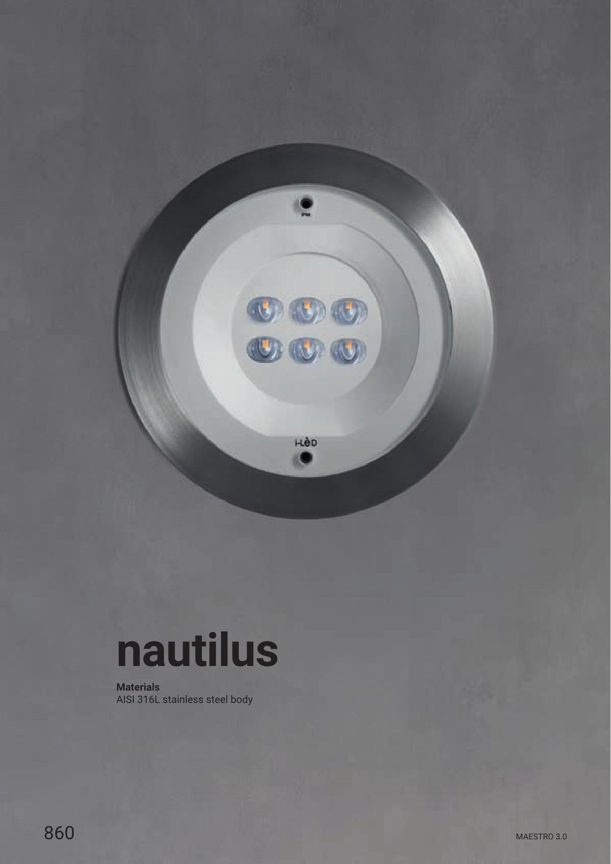 Linea Light – Nautilus