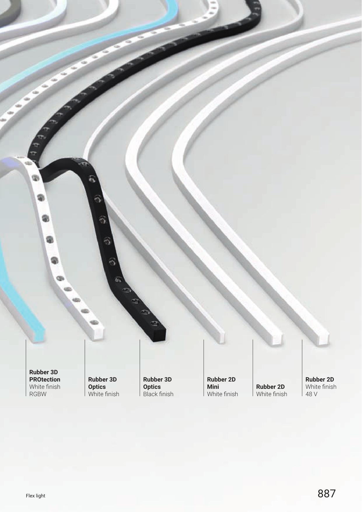 Linea Light – Rubber