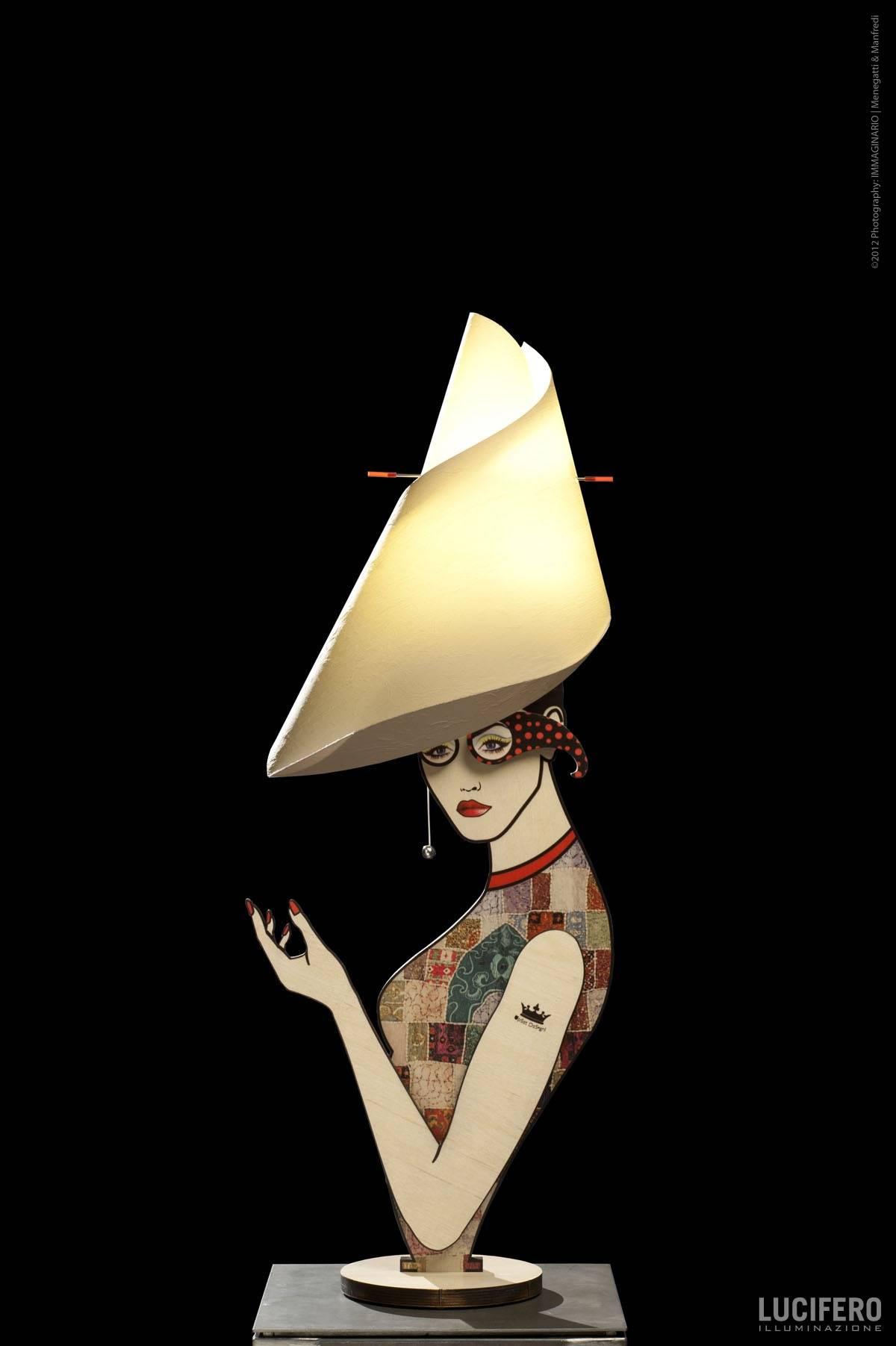 Lucifero Bella Table Lamp