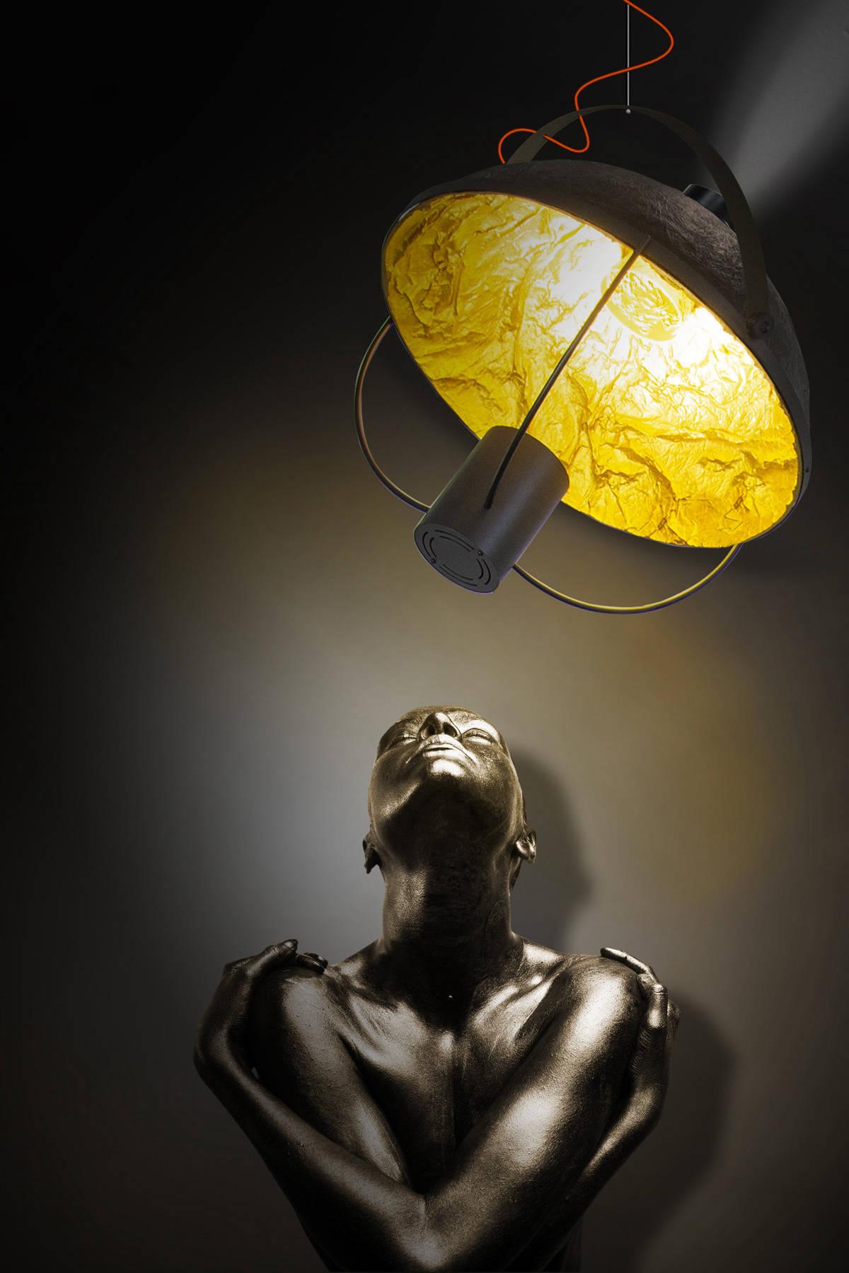 Lucifero Galileo Pendant