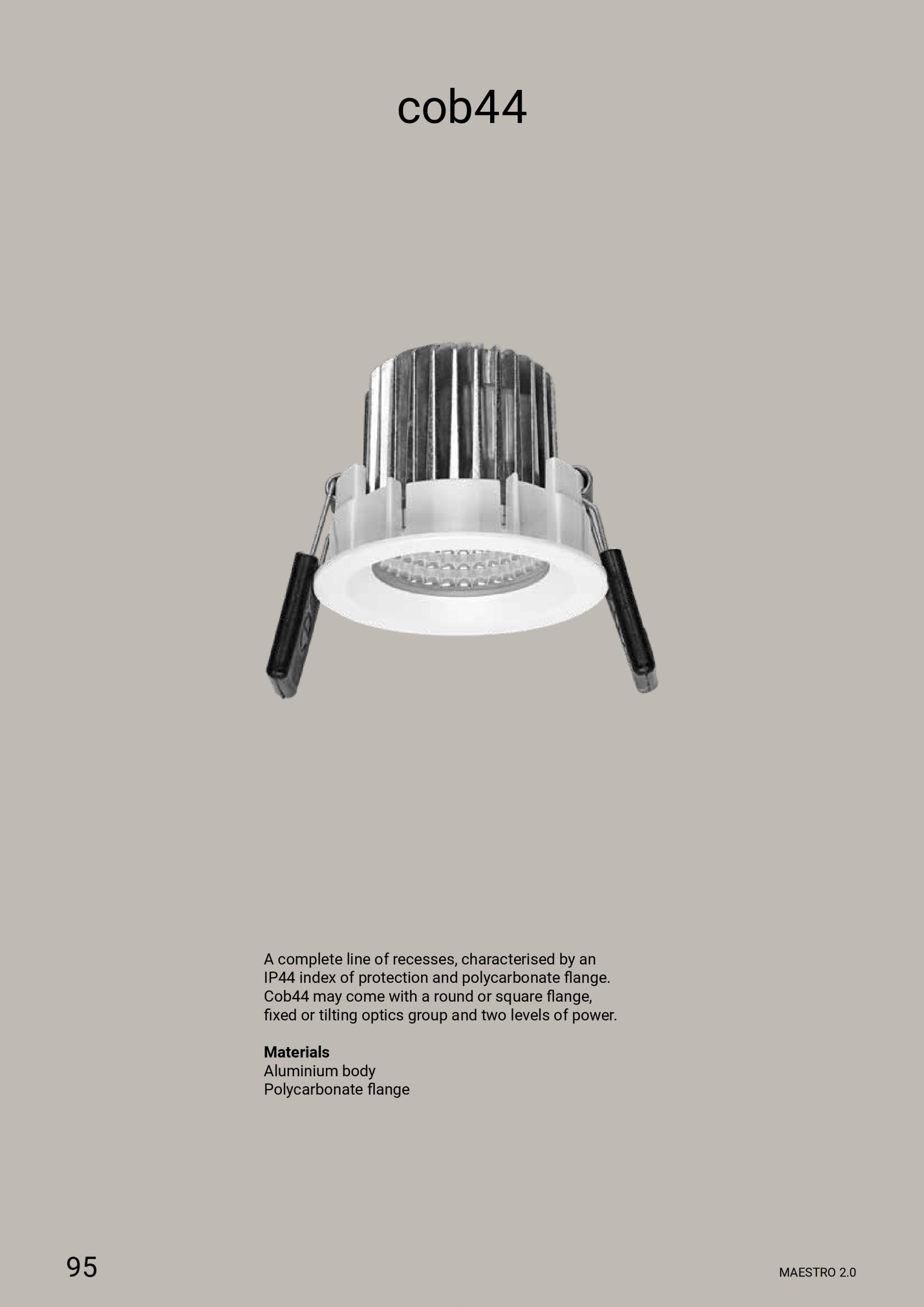 Linea Light – Cob44