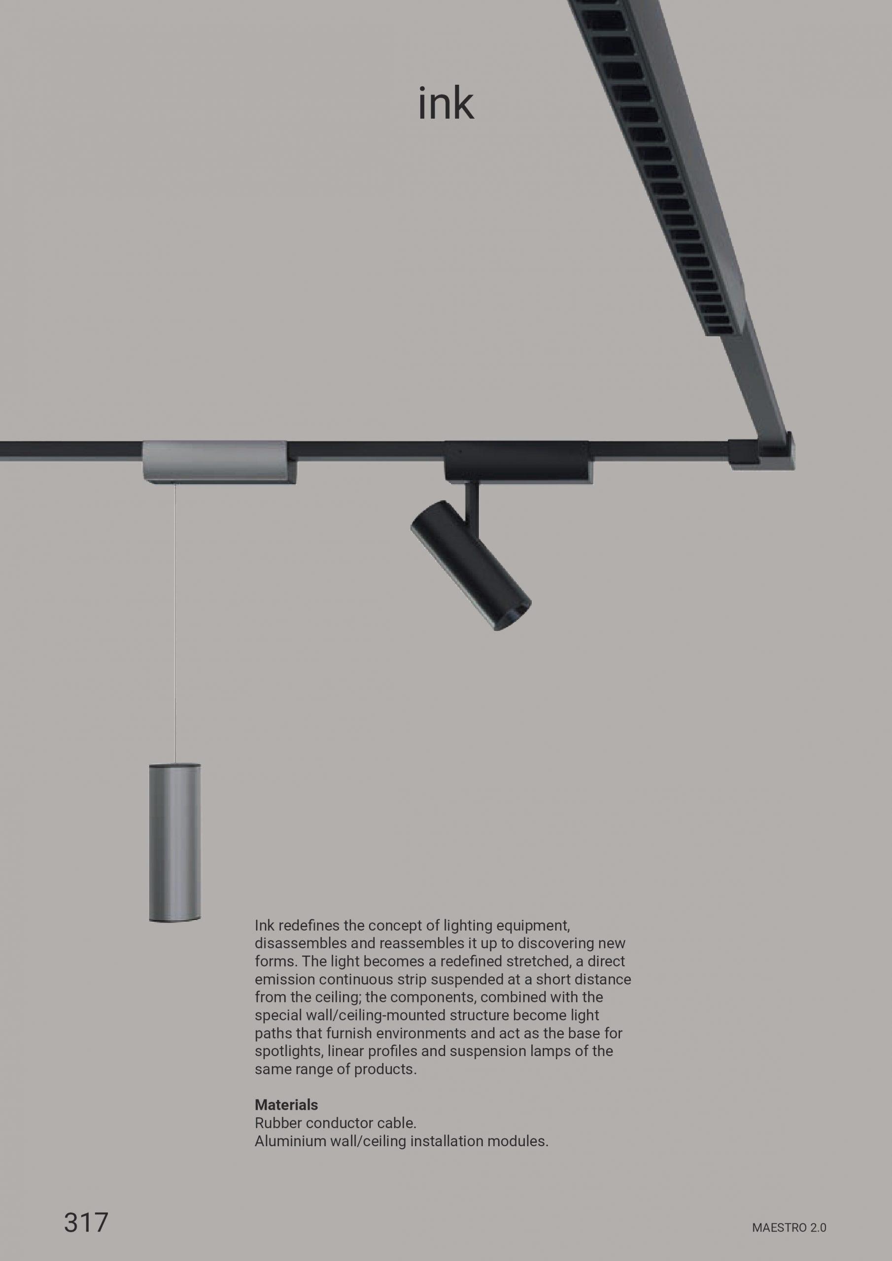 Linea Light – Ink System