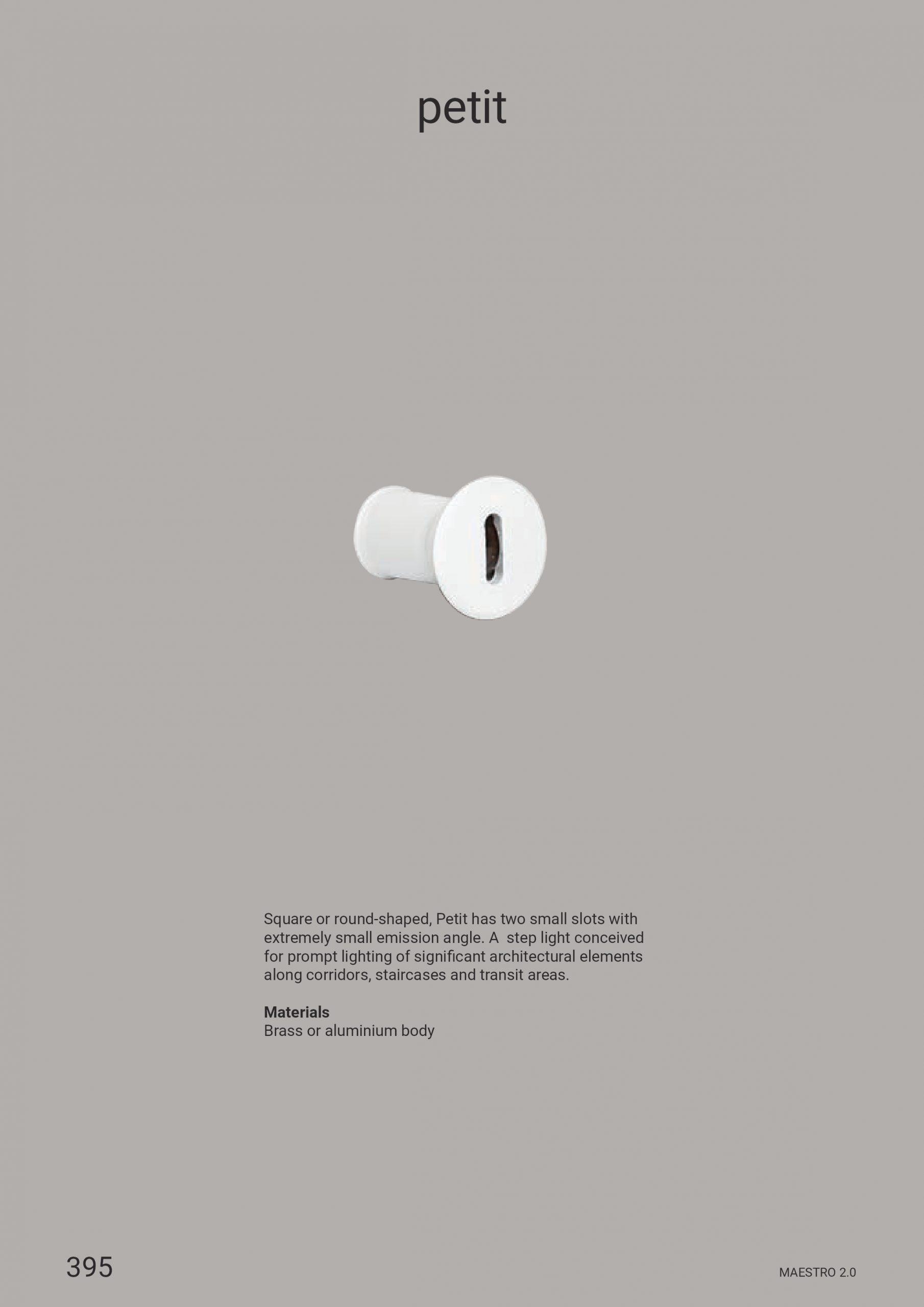 Linea Light – Petit