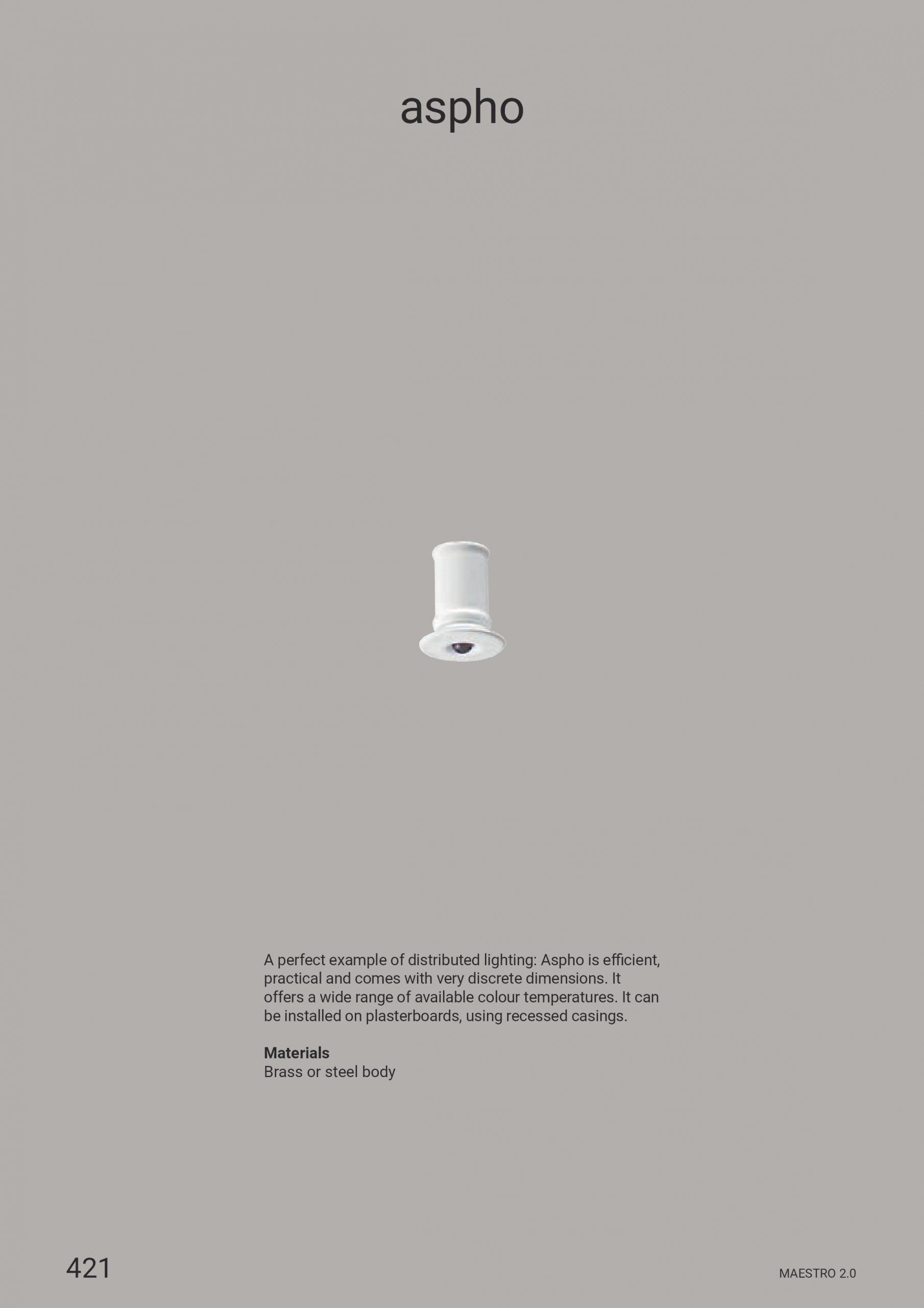 Linea Light – Aspho