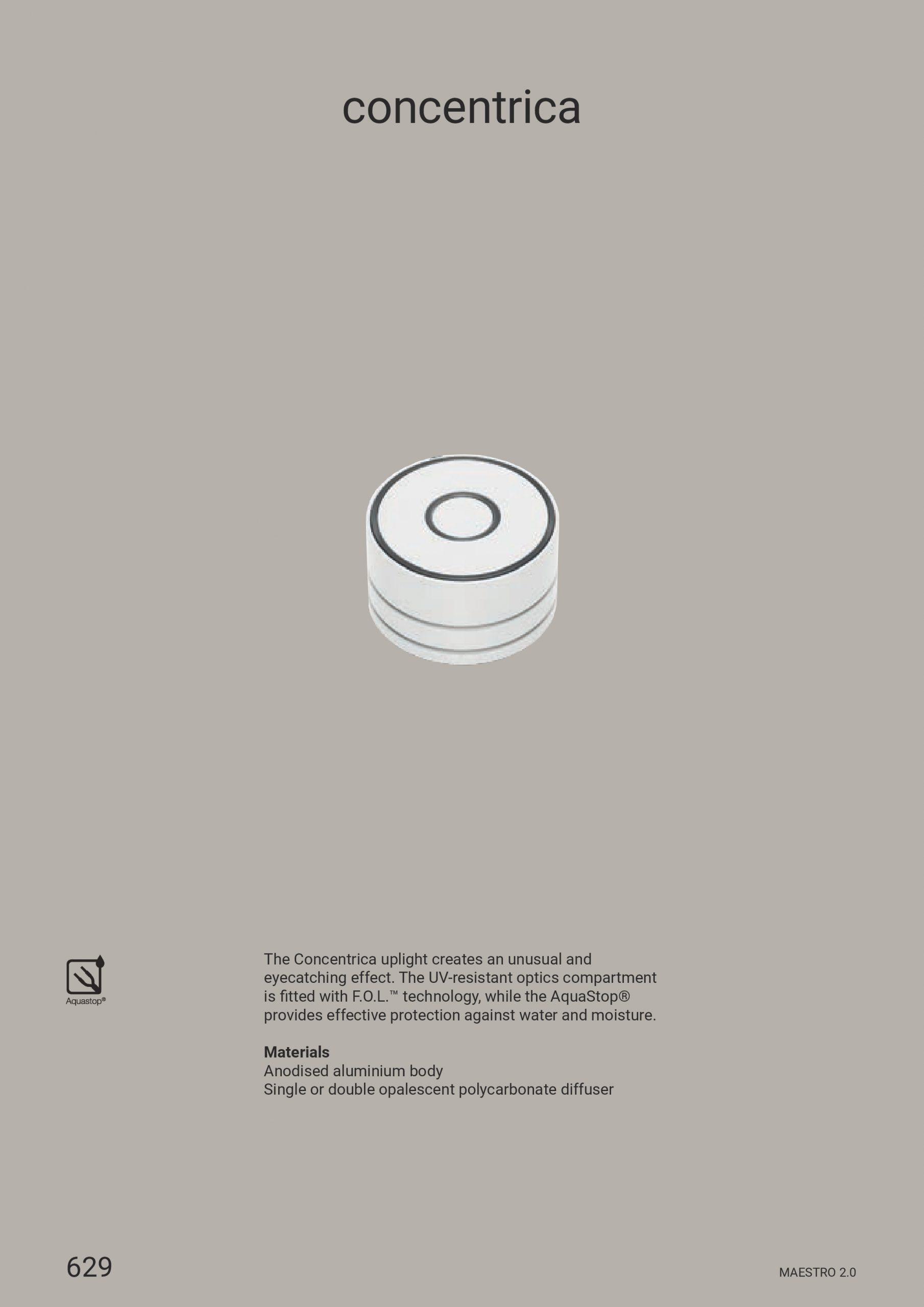 Linea Light – Concentrica