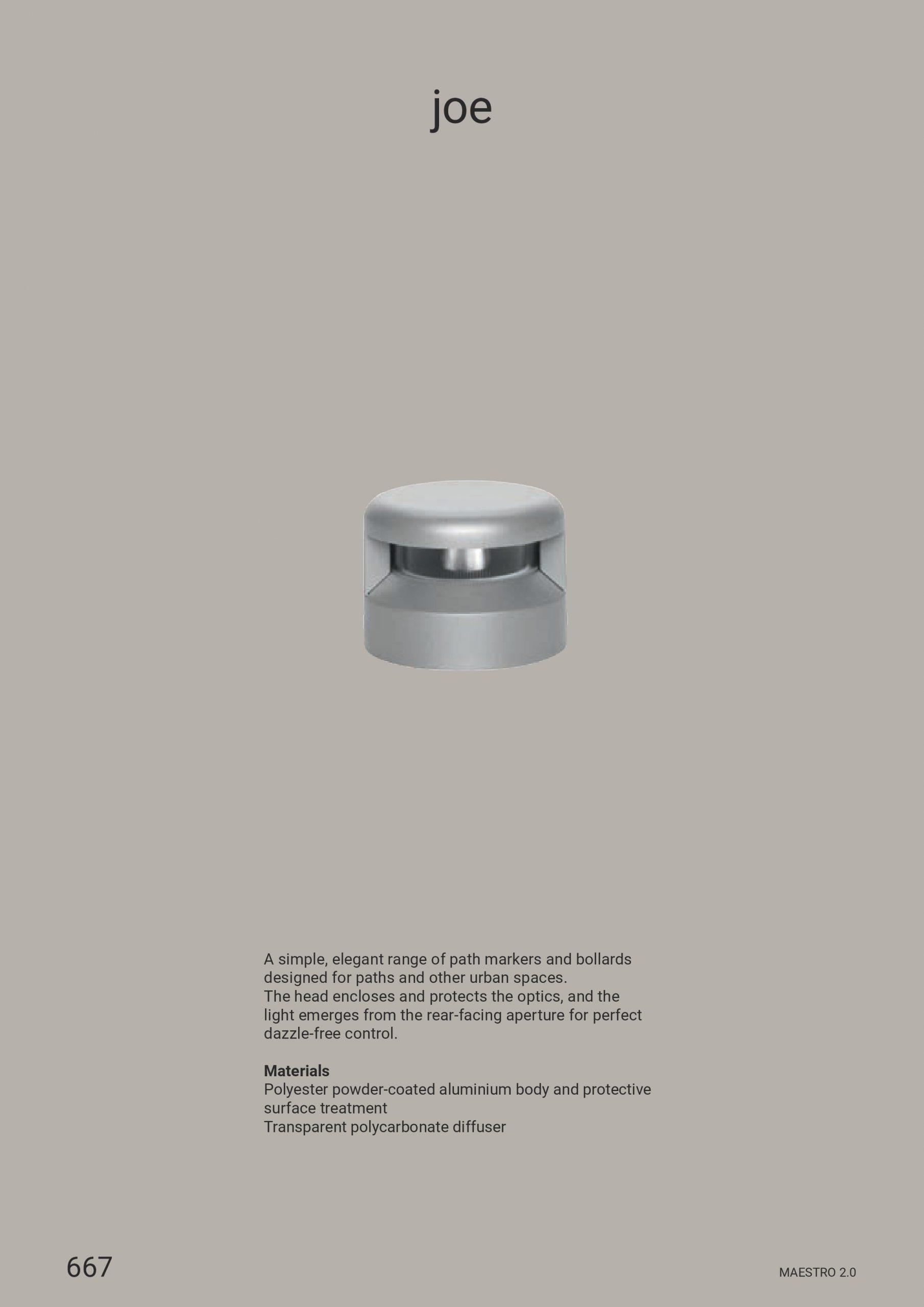 Linea Light – Joe