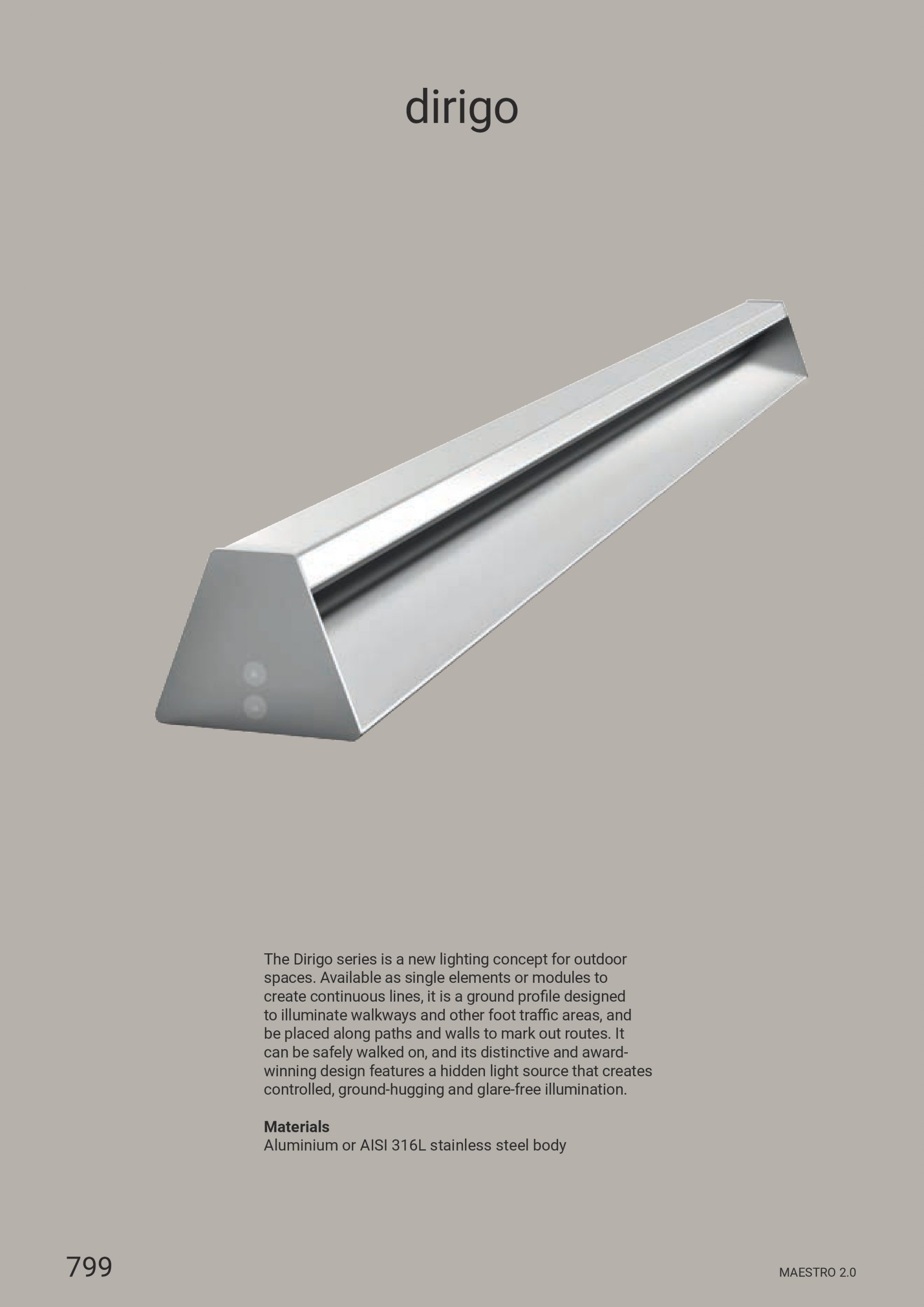 Linea Light – Dirigo