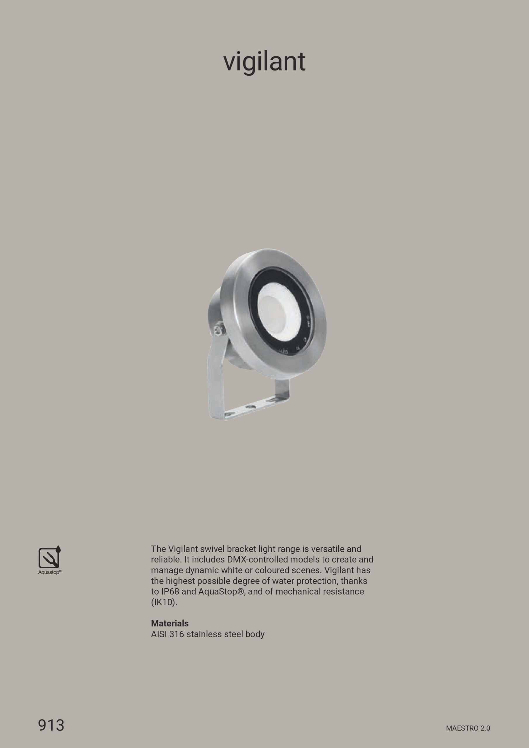 Linea Light – Vigilant