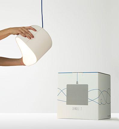 In Es . Artdesign – Candle 2