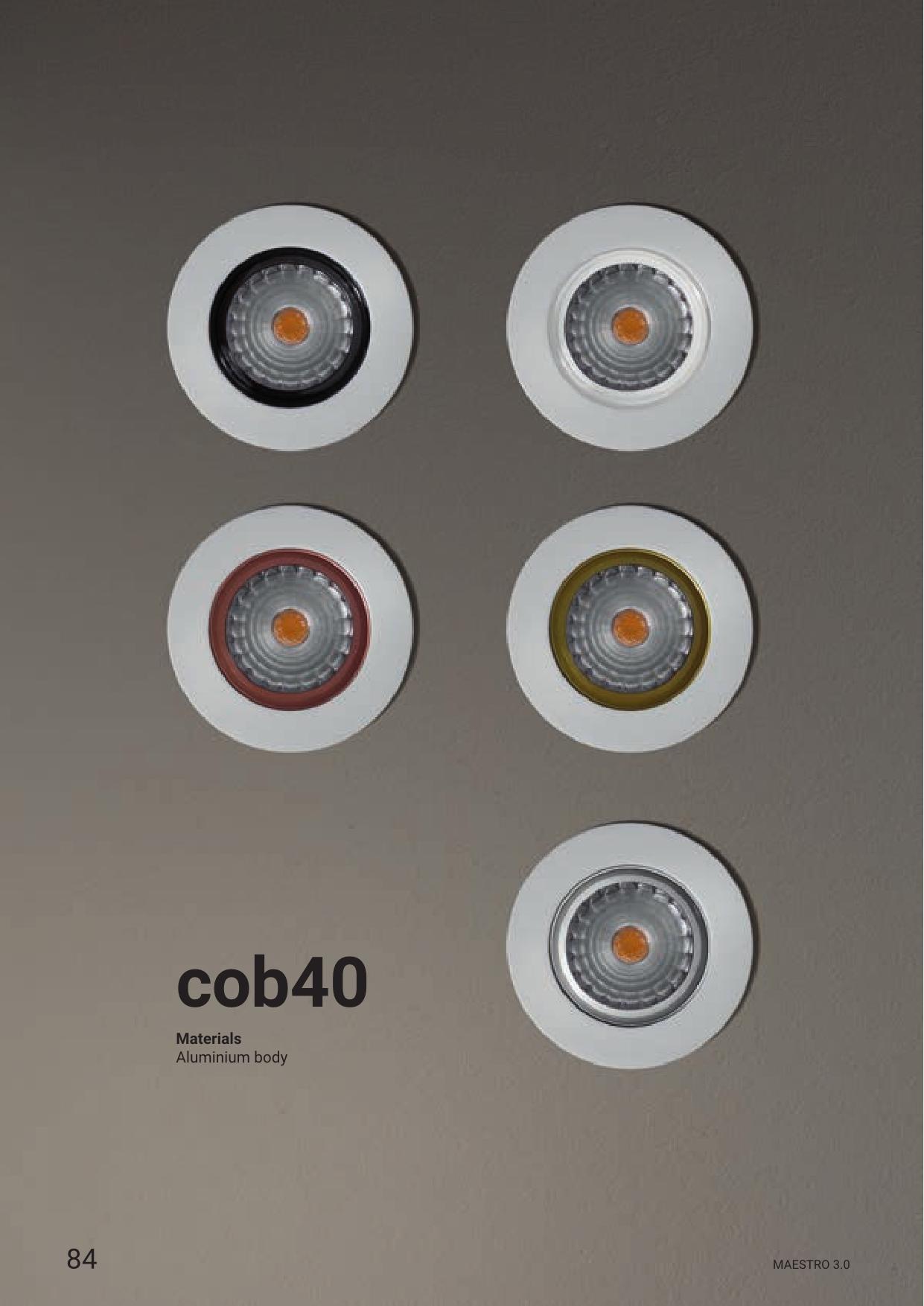 Linea Light – Cob40
