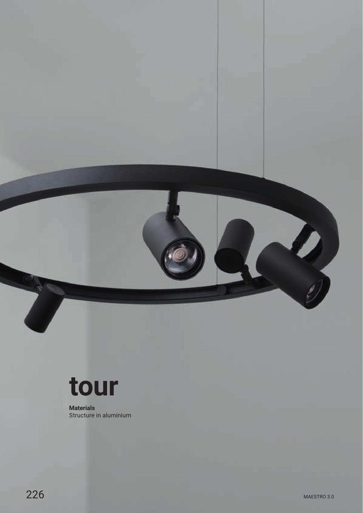 Linea Light – Tour_Projector