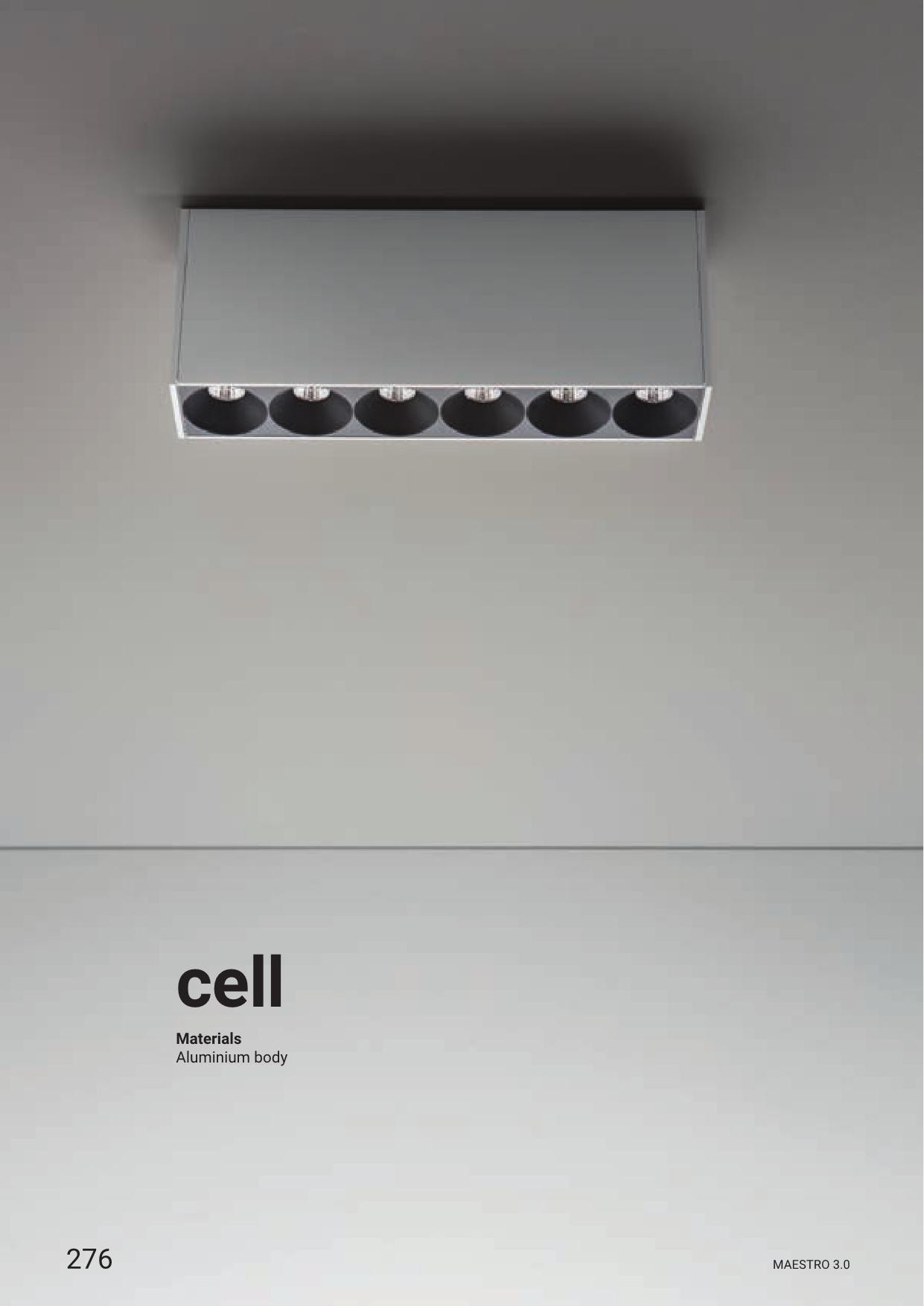 Linea Light – Cell