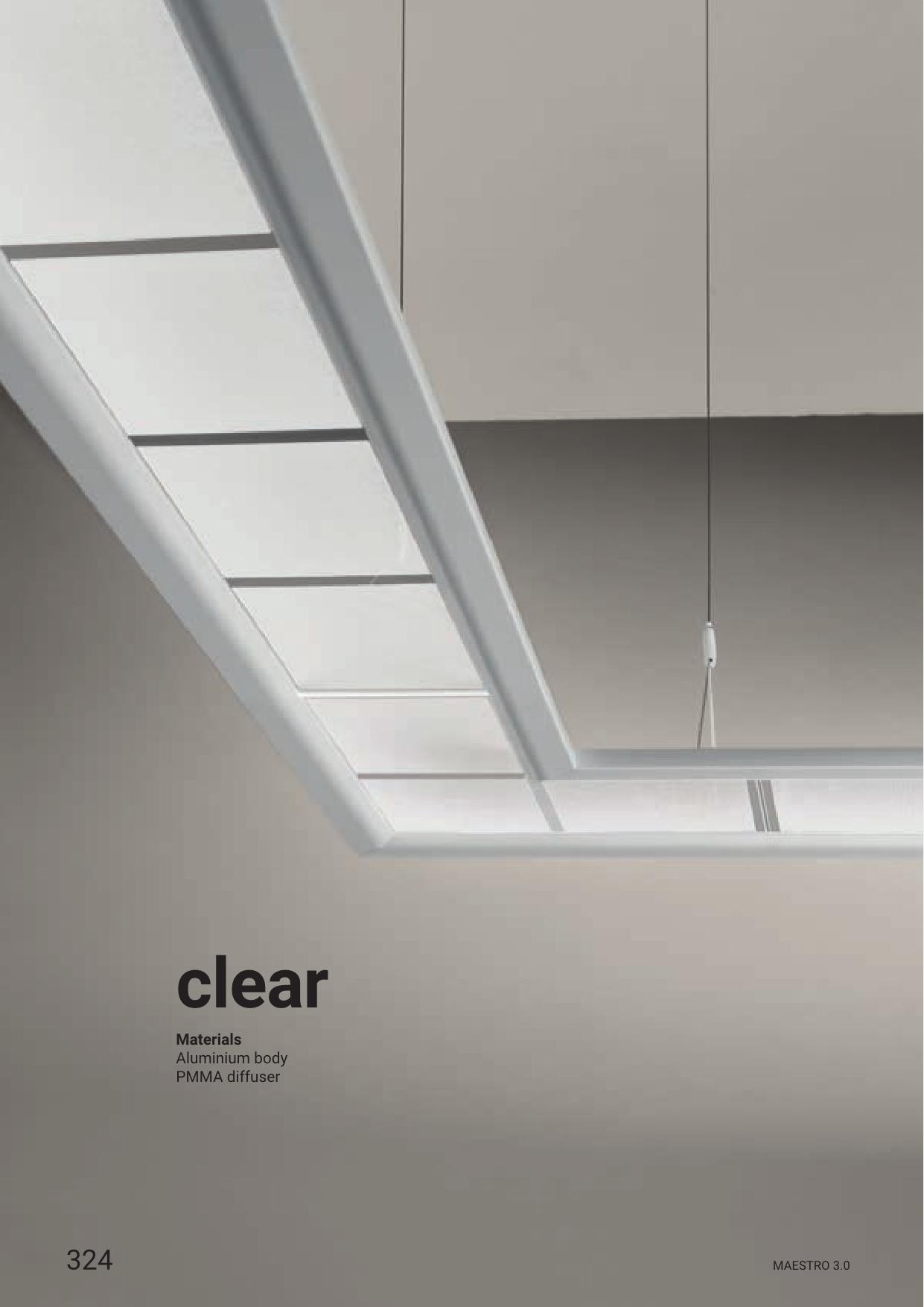Linea Light – Clear
