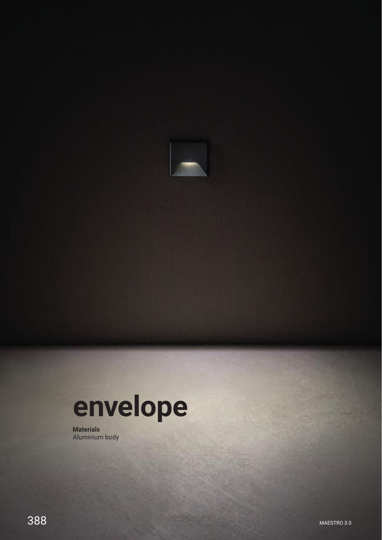 Linea Light – Envolope