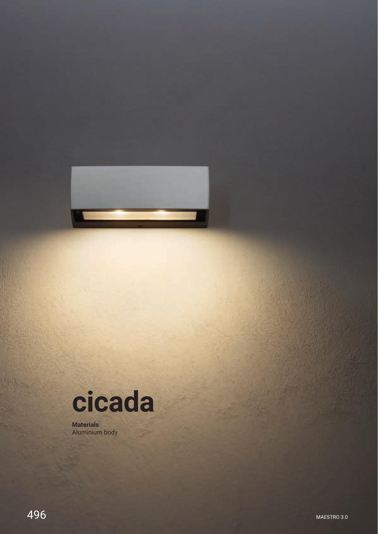 Linea Light – Cicada