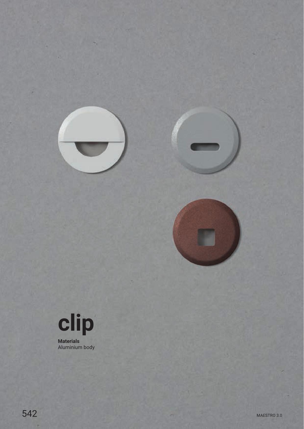 Linea Light – Clip