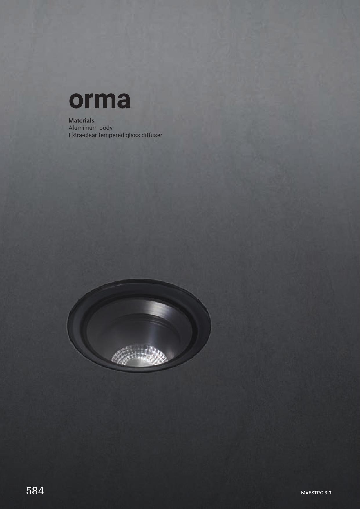 Linea Light – Orma