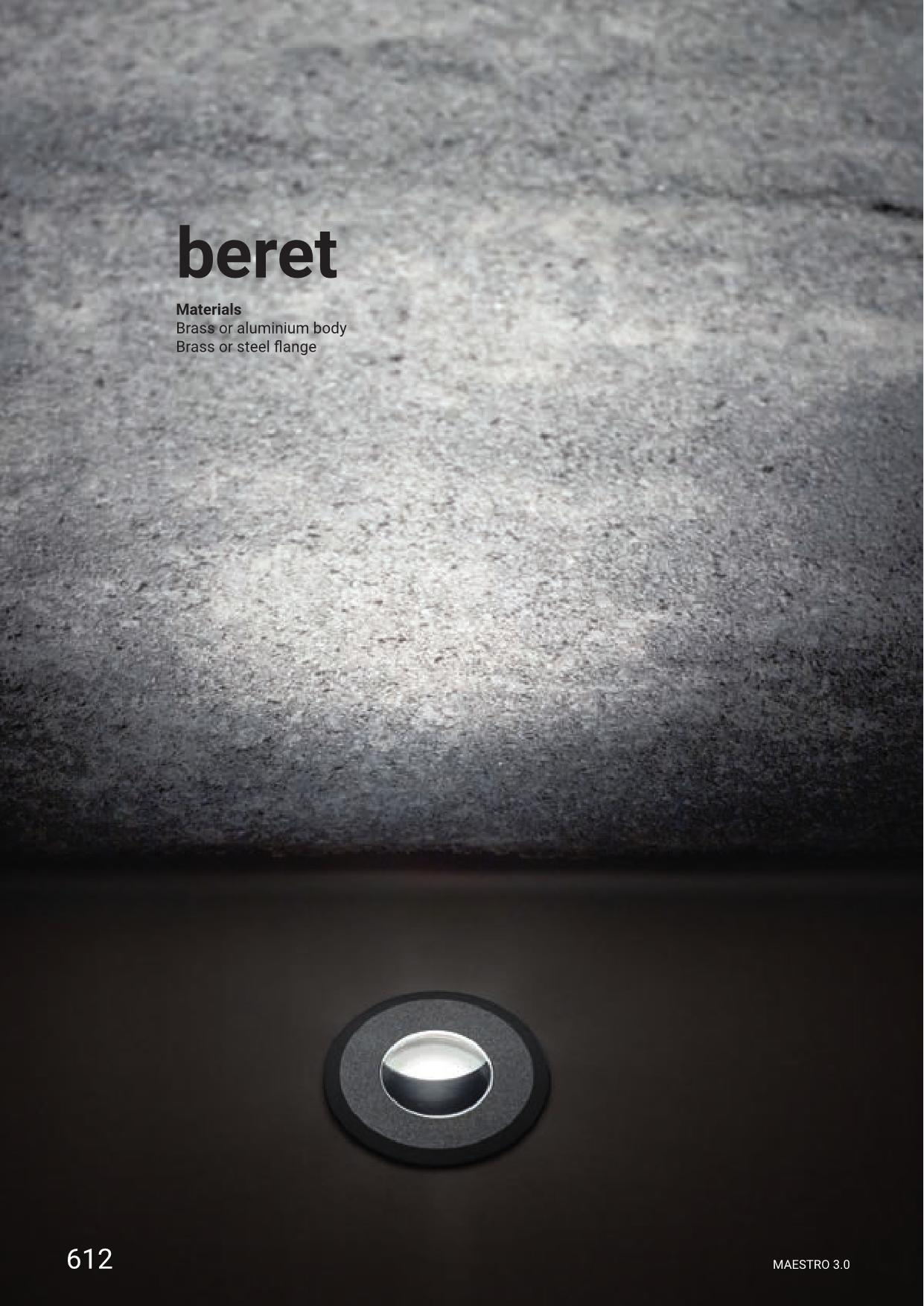 Linea Light – Beret