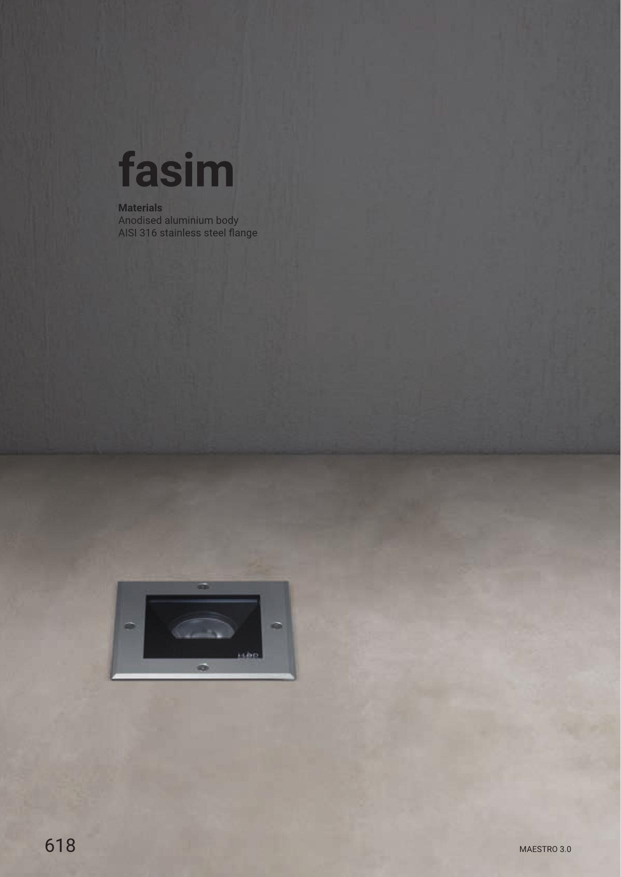 Linea Light – Fasim