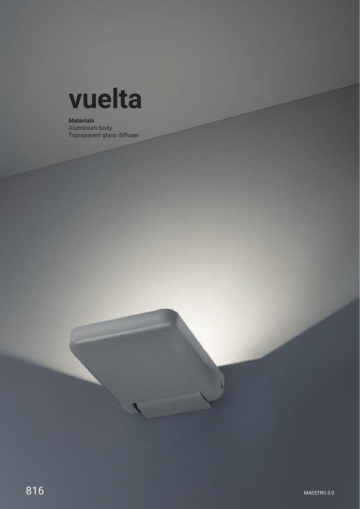 Linea Light – Vuelta